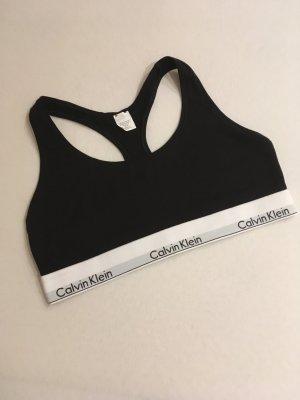 Calvin Klein Bustier schwarz