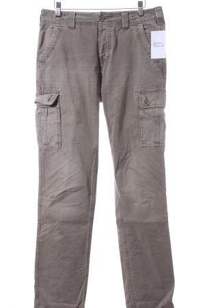 Calvin Klein Cargo Pants beige casual look