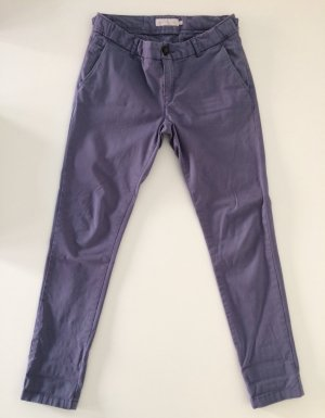 Calvin Klein Jeans Pantalone cargo viola-grigio
