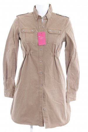 Calvin Klein Cargo Dress beige casual look