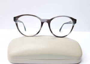 Calvin Klein Glasses grey-dark grey acetate