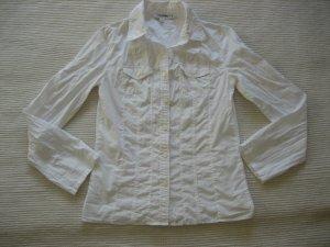 calvin klein ck bluse hemd neuwertig gr. xs 34