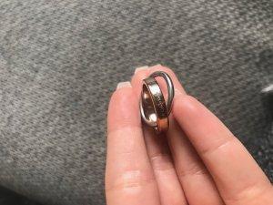Calvin Klein CK Ring geschwungen gedreht