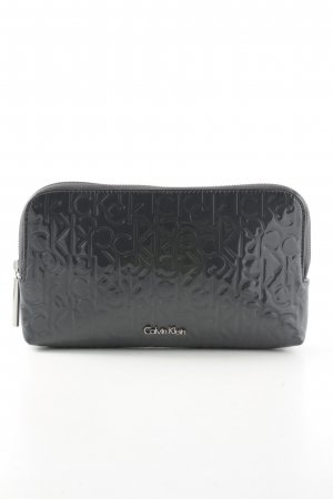 Calvin Klein Clutch schwarz Business-Look