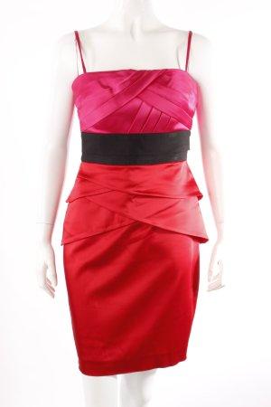 Calvin Klein Cocktailkleid rot-pink