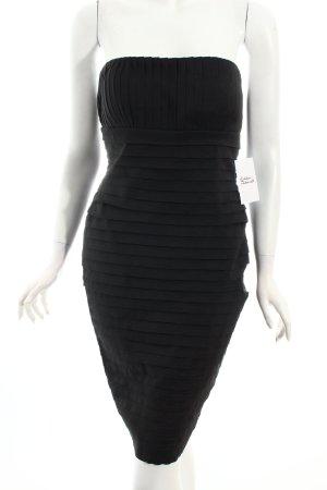 Calvin Klein Cocktailkleid schwarz Casual-Look