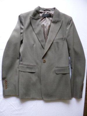 Calvin Klein Collection, Blazer, grau, Gr. 36, neuwertig, UPE: € 690, -