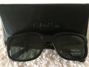 Calvin Klein Occhiale da sole marrone-nero-verde scuro
