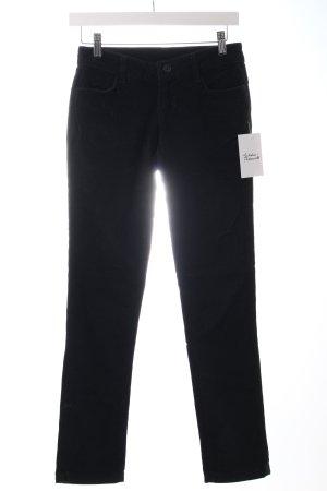 Calvin Klein Cordhose schwarz Casual-Look
