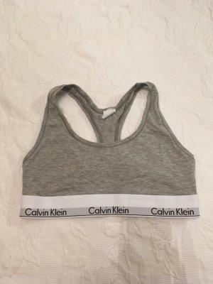 Calvin Klein Sporttop zilver