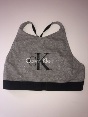Calvin Klein Cropped Shirt multicolored