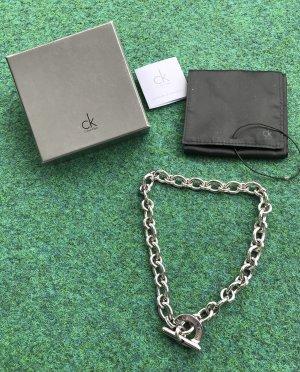 Calvin Klein Necklace silver-colored