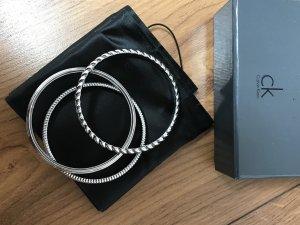 Calvin Klein Bangle silver-colored