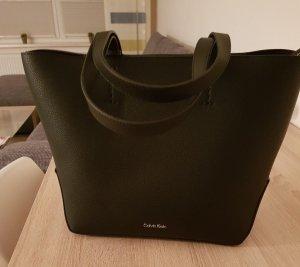Calvin Klein | Edit Medium Shopper | Neu & unbenutzt | Handtasche | + Staubbeutel | 16 x 28 x 28 cm