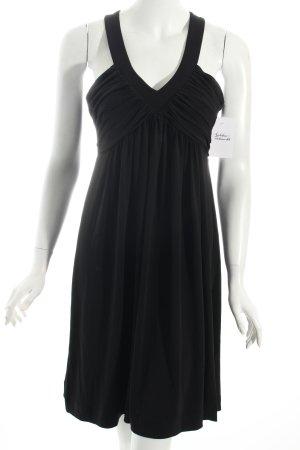 Calvin Klein Empirekleid schwarz Eleganz-Look
