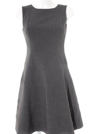 Calvin Klein Abito aderente grigio scuro stile professionale