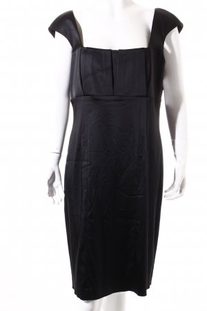 Calvin Klein Etuikleid schwarz Elegant