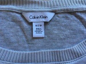 Calvin Klein T-Shirt light grey polyester