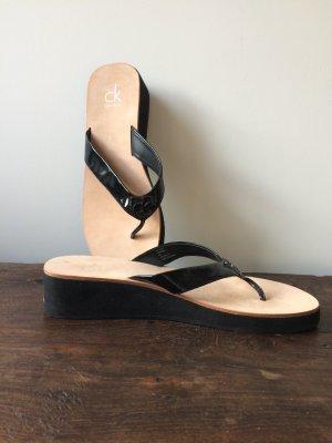 Calvin Klein Flip Flops/ zehentrenner Größe 40