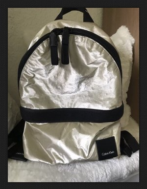 Calvin Klein Backpack gold-colored
