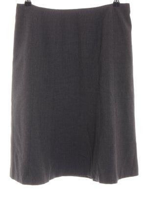Calvin Klein Flared Skirt light grey business style