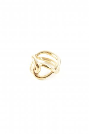 Calvin Klein Gold Ring gold-colored elegant