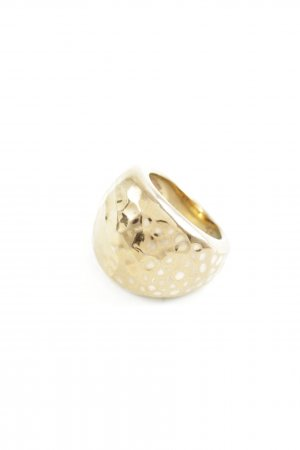 Calvin Klein Gold Ring gold-colored classic style