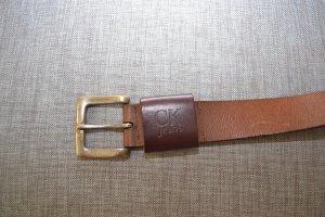 Calvin Klein Gürtel in braun, 105 cm