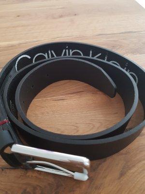 Calvin Klein Riem zwart