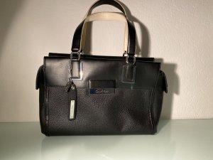 Calvin Klein Handbag black-cream