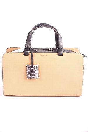 "Calvin Klein Handtasche ""Bea Duffle Bag Cognac/Black"""