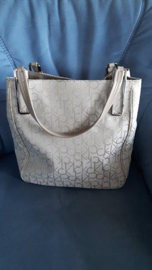 Calvin Klein Handtasche in cremé