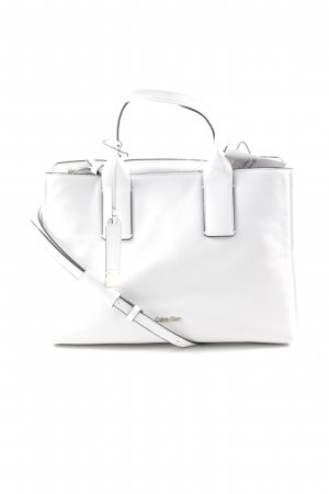 "Calvin Klein Carry Bag ""Downtown Tote White"" white"