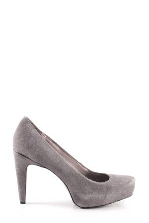 Calvin Klein High Heels hellgrau Party-Look