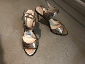 Calvin Klein High-Heeled Sandals multicolored