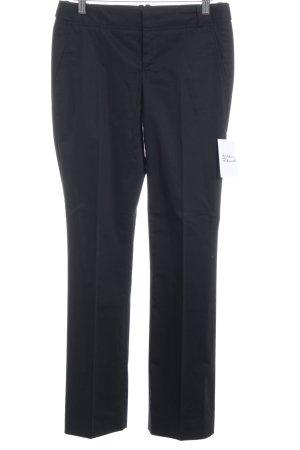 Calvin Klein Pantalon taille haute noir élégant