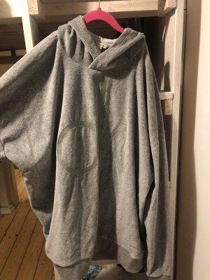 Calvin Klein Pull à capuche gris-gris clair