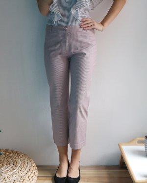 Calvin Klein Pantalon en jersey blanc-vieux rose