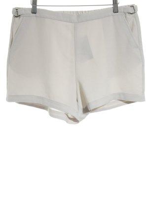 Calvin Klein Hot Pants hellbeige Casual-Look