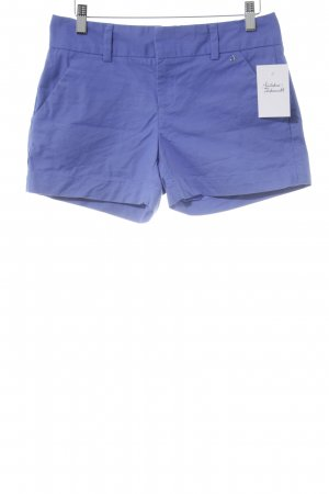 Calvin Klein Hot Pants stahlblau Casual-Look