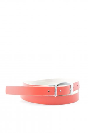Calvin Klein Hip Belt neon orange athletic style