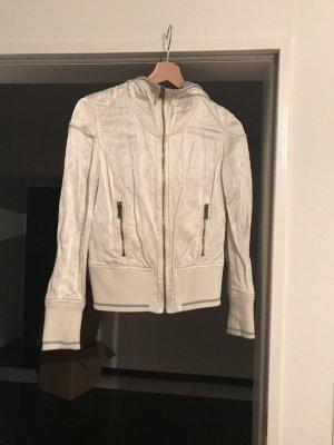 Calvin Klein Chaqueta acolchada blanco-gris claro