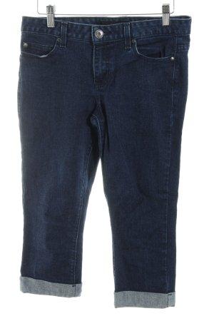 Calvin Klein Jeans 3/4-Hose dunkelblau Casual-Look