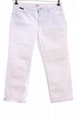 Calvin Klein Jeans 3/4 Length Jeans white casual look