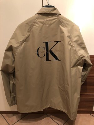 Calvin Klein Jeans Raincoat multicolored