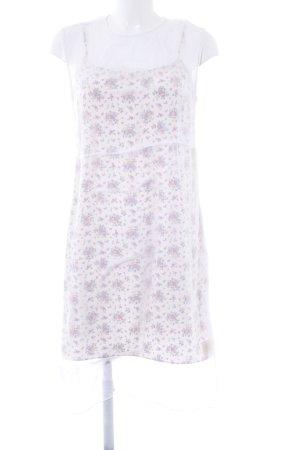 Calvin Klein Jeans A-Linien Kleid florales Muster Boho-Look