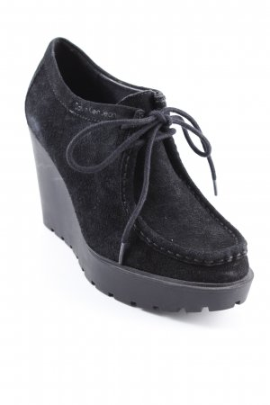 Calvin Klein Jeans Ankle Boots schwarz Casual-Look