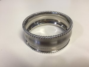 Calvin Klein Jeans Bangle silver-colored stainless steel