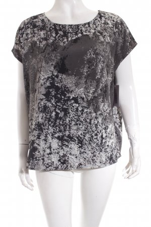 Calvin Klein Jeans Bluse abstraktes Muster Casual-Look