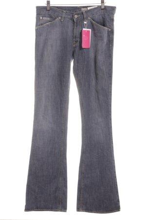 Calvin Klein Jeans Jeans svasati blu stile casual